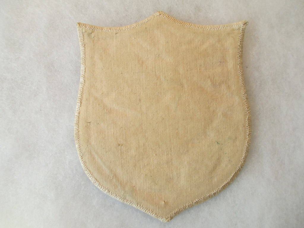 833rd aero squadron - 833rd Bomb Squadron Theater Made On Cloth Scarce 375 00