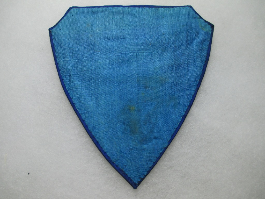 833rd aero squadron - 1st Bomb Squadron Cacw Chinese Theater Made Silk Very Scarce